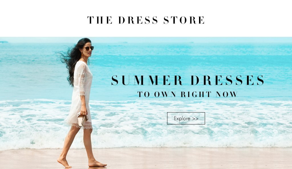 Summer dresses to own right now