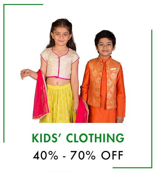 Kids' Clothing
