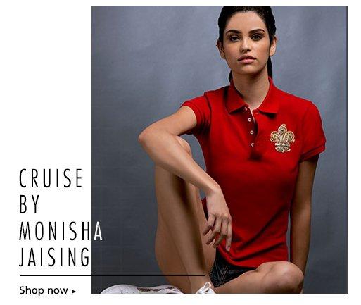 Cruise by Monisha Jaising