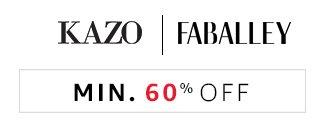 Kazo, Faballey