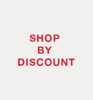 Shop by disount