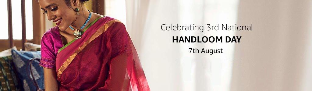 Women's Handloom Clothing