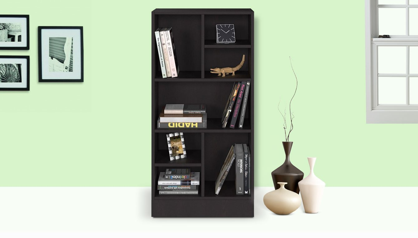 bookshelf - Living Room Furniture India
