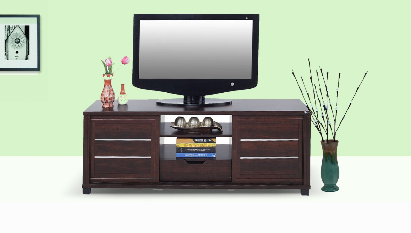 tv units - Living Room Furniture India