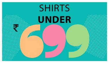 Shirts Under Rs. 699