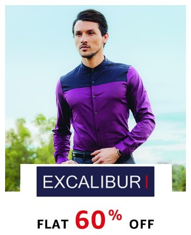 Excaliber Flat 60% off