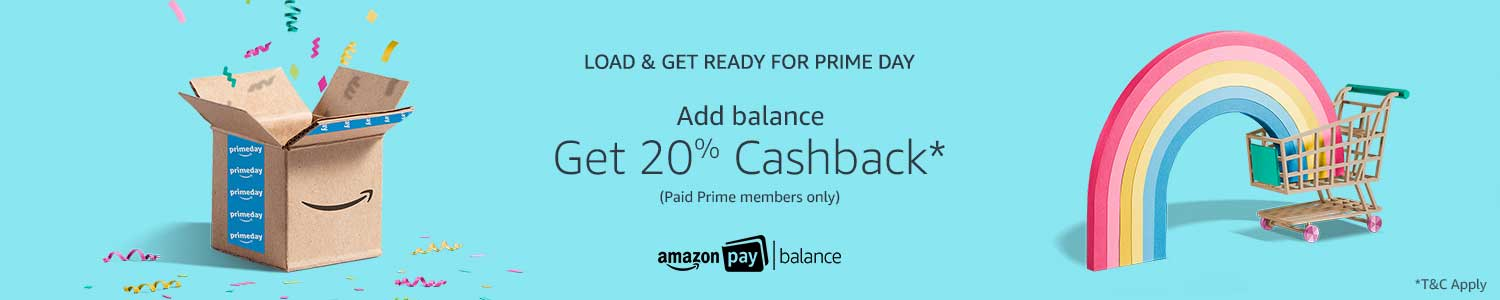 Get 20% Cashback on Upto Rs.200 on Add Money