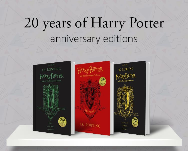 Harry Potter Anniversary edition