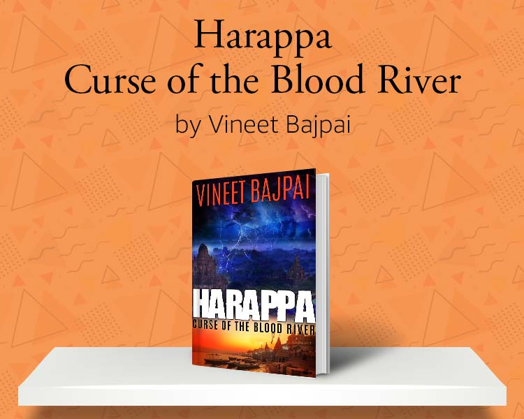 Harappa by Vineet Bajpai