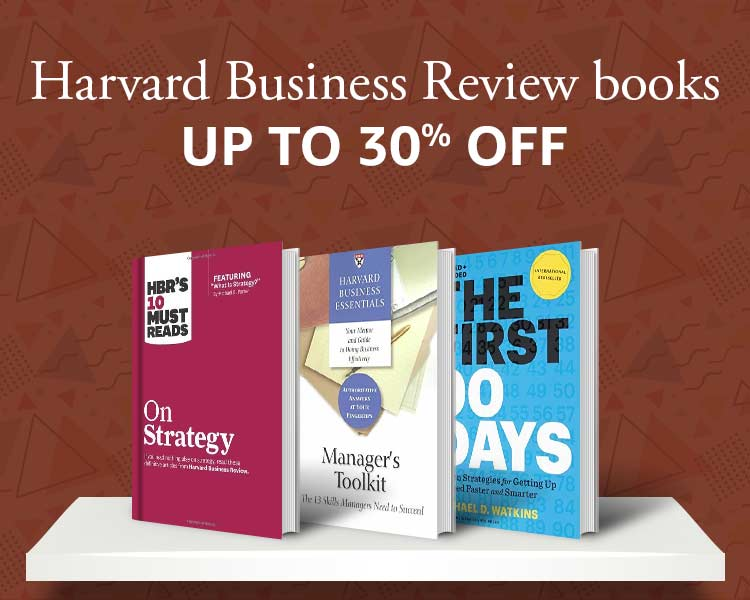 Harvard Business Review Books