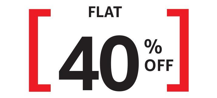 Flat 40