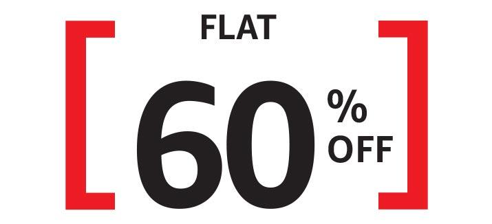 Flat 60