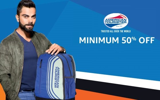 Amazon Backpacks & Luggage Fest : Grab Minimum 40-70% Off Branded Luggages + FREE Shipping low price image 5