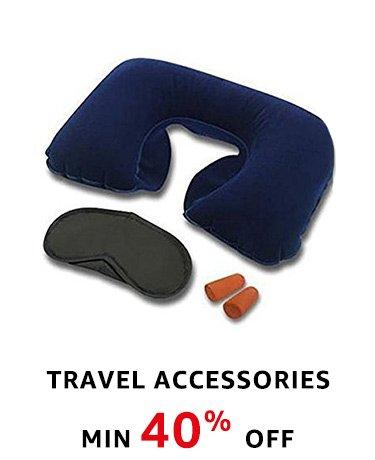 Trvael Accessories