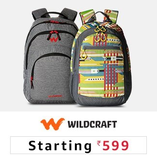 Amazon Backpacks & Luggage Fest : Grab Minimum 40-70% Off Branded Luggages + FREE Shipping low price image 10