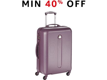 Offers on Luggage & Bags : Seasonal Sale on Bags & Luggage Online ...