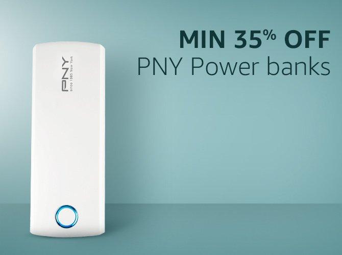 PNY Power banks