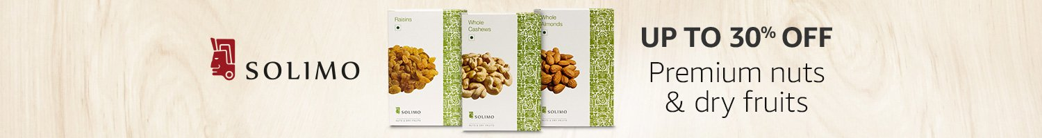 Up to 30% off: Premium nuts & dry fruits
