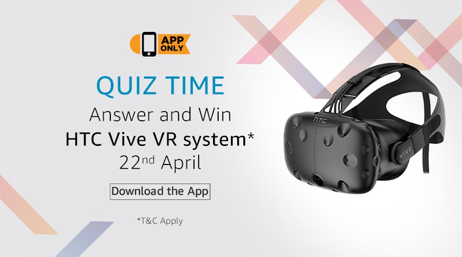 HTC Vive Quiz