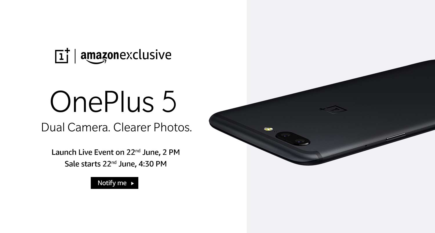OnePlus 5 Midnight Black