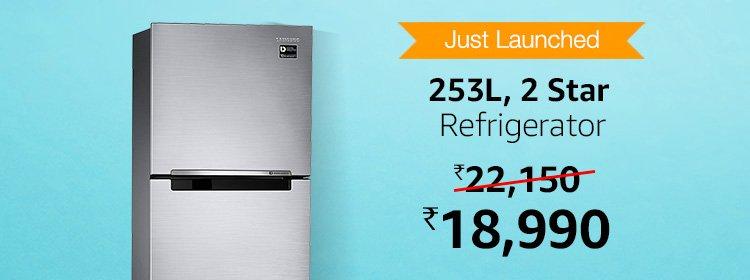 253L refrigerator