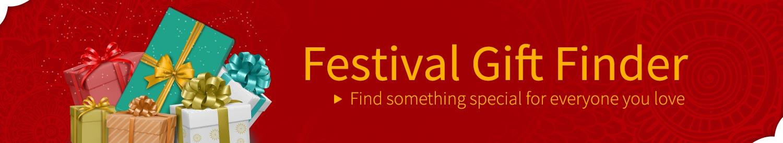 Festival Gift Finder