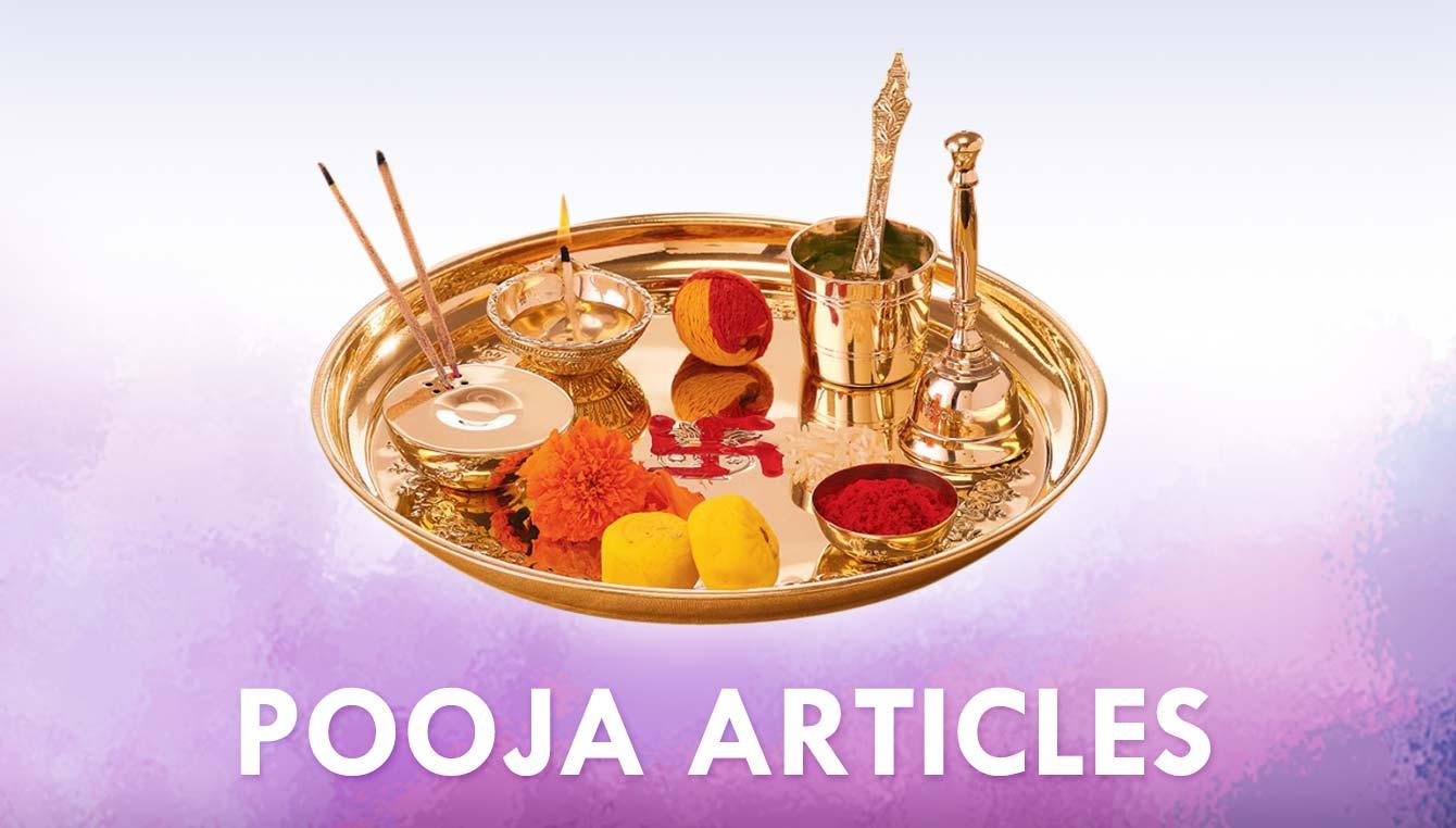 Pooja thalis