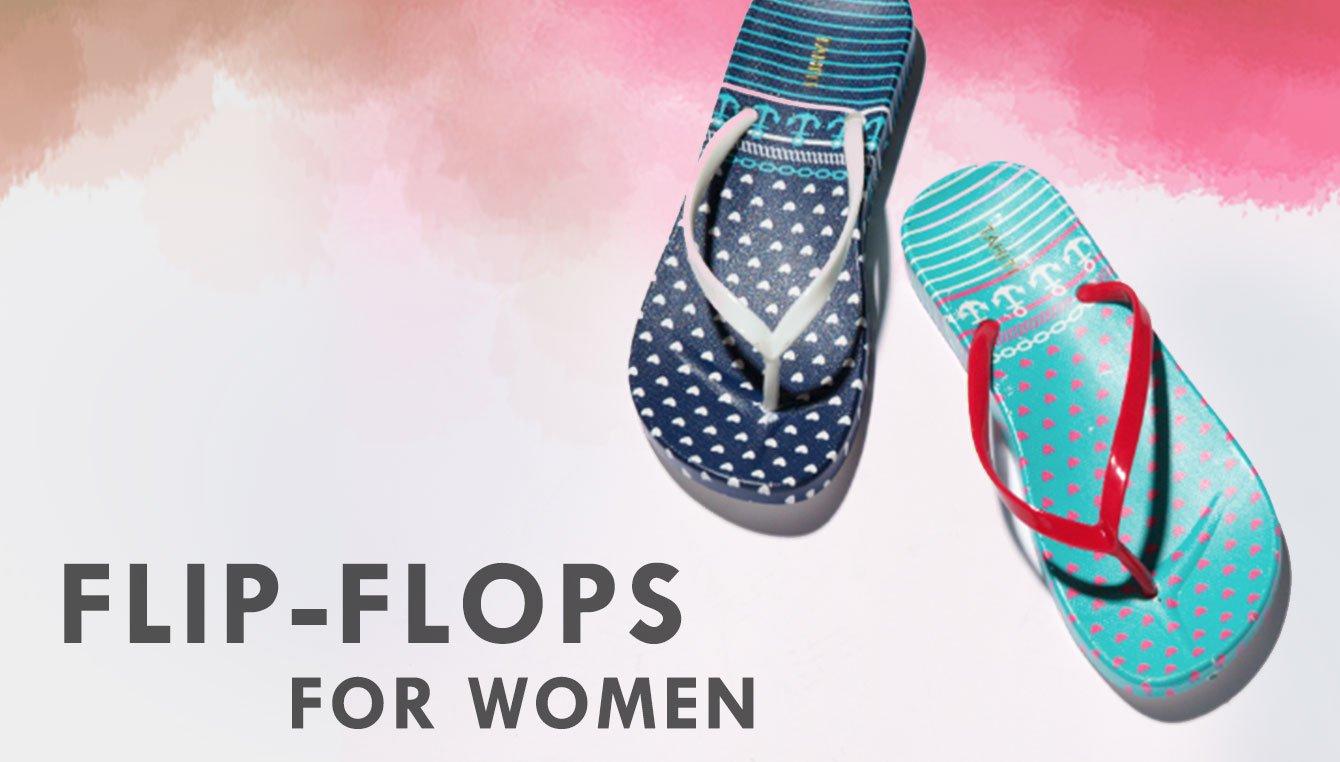 Flip-flops for women