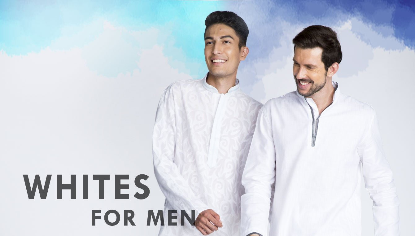 Whites for men