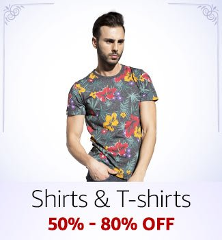 Upto 90% Off on Fashion & Apparels – Shop Online at Amazon.in