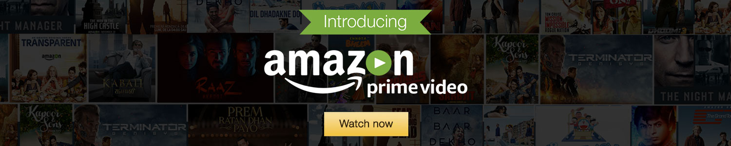 Introducing Prime Video