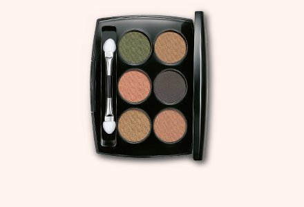 Lakme Absolute Illuminating Eye Shadow, Palette , 7.5g