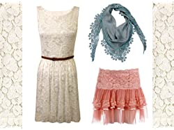 Summer Trend: Lace
