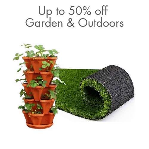 Garden & Outdoor: Up to 50% off