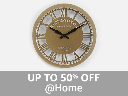 @home: Up to 50% off