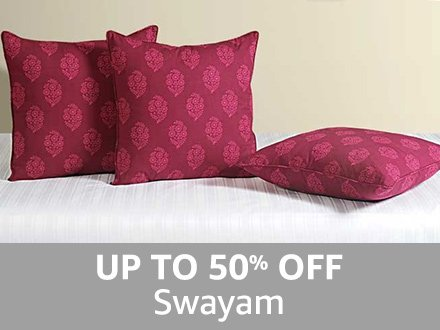Swayam: Up to 50% off