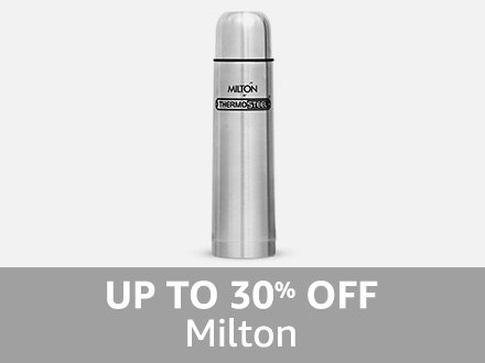 Milton: Up to 30% off
