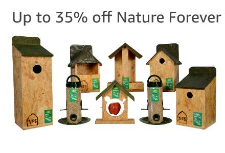 Up to 35% off Nature Forever