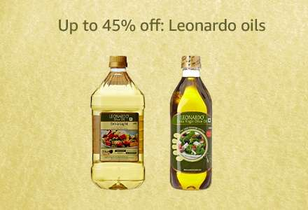 Up to 45% off: Leonardo oils