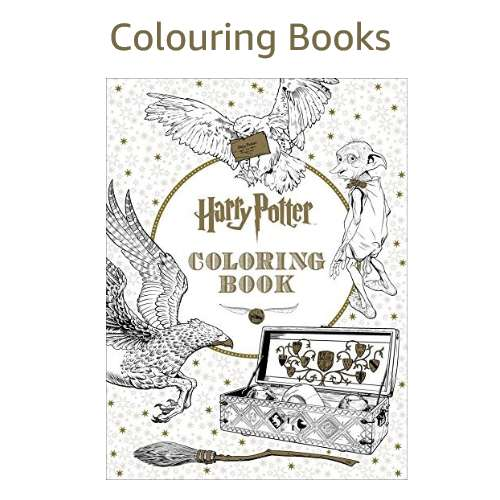Colour By Number Harry Potter : Amazon.in: harry potter bookstore: books