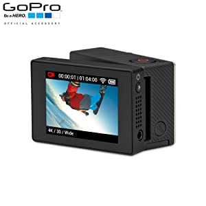 buy gopro lcd touch bacpac alcdb 401 for hero4 hero3. Black Bedroom Furniture Sets. Home Design Ideas