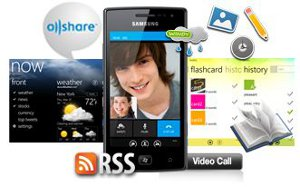 Enriched Samsung Exclusive Apps