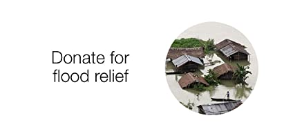 Donate for flood relief