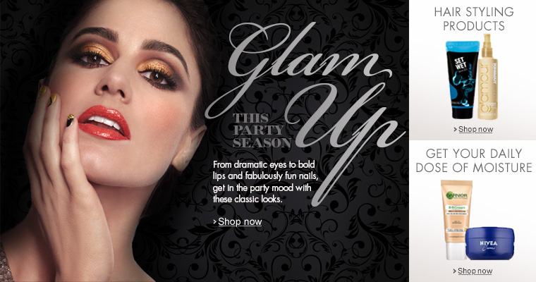 Glam Up this Party Season