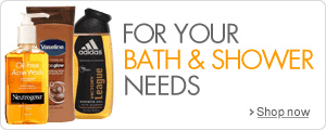 For your Bath & Shower needs