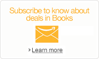 Sign up to know about deals in Books