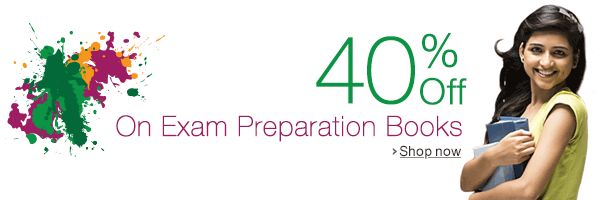 40% off on Exam Prep