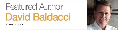 Featured Author - David Baldacci