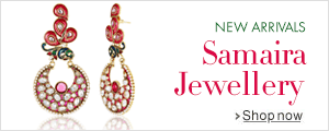 New Arrivals: Samaira Jewellery