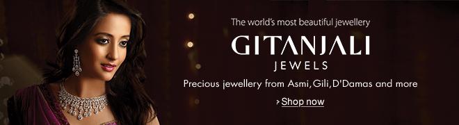 Precious Jewellery by Gitanjali